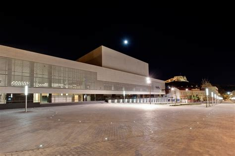 Auditorium of the Provincial Council of Alicante  ADDA