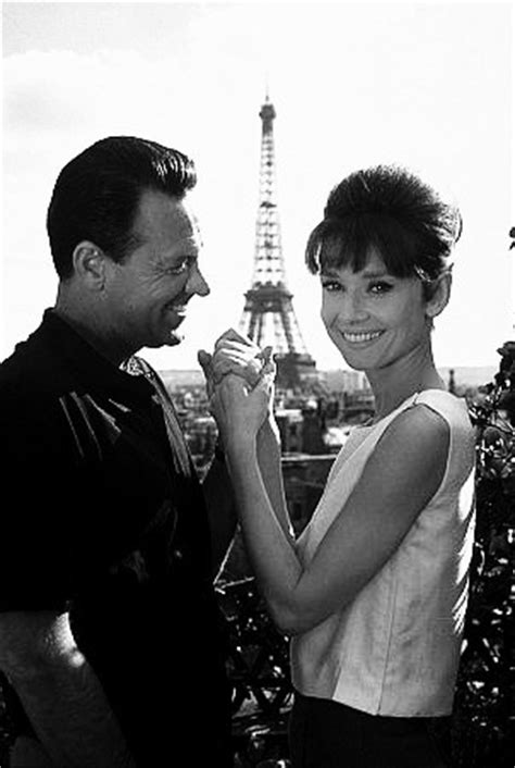 Audrey and William Holden   Audrey Hepburn Photo  29707572 ...