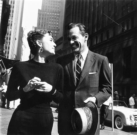 Audrey and William Holden   Audrey Hepburn Photo  29707585 ...