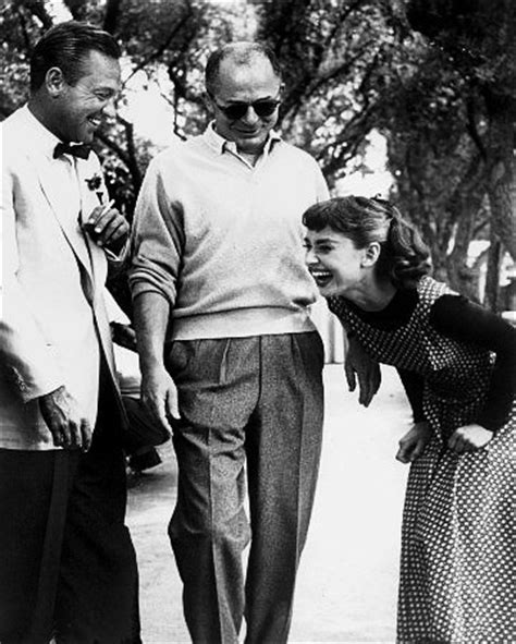 Audrey and William Holden   Audrey Hepburn Photo  29707591 ...