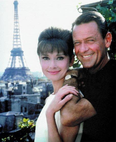 Audrey Hepburn And William Holden Img