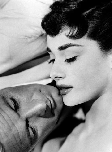 Audrey Hepburn and William Holden,  Sabrina  1954 | Audrey ...