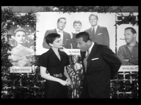 Audrey Hepburn and William Holden   YouTube