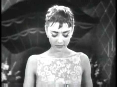 Audrey Hepburn   Best Actress Oscar for Roman Holiday ...