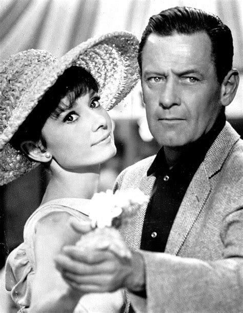 Audrey Hepburn & William Holden | Audrey | Pinterest