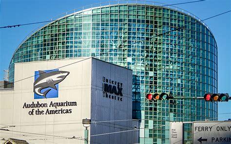 Audubon Aquarium of the Americas and Entergy IMAX Theatre ...