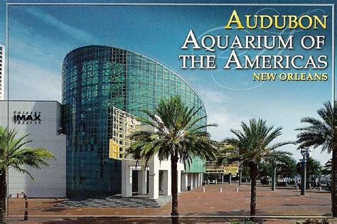 Audubon Aquarium of the Americas, New Orleans ...