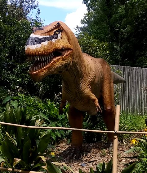Audubon Zoo Dinosaur Exhibit | NewOrleansKids.com
