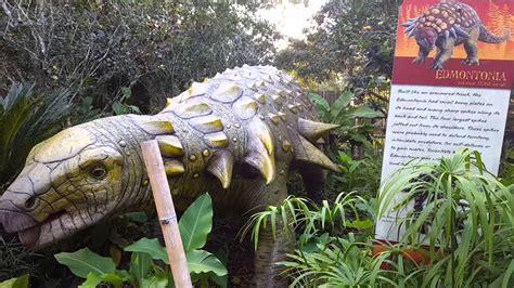 Audubon Zoo   New Orleans   Dinosaur Exhibit   YouTube
