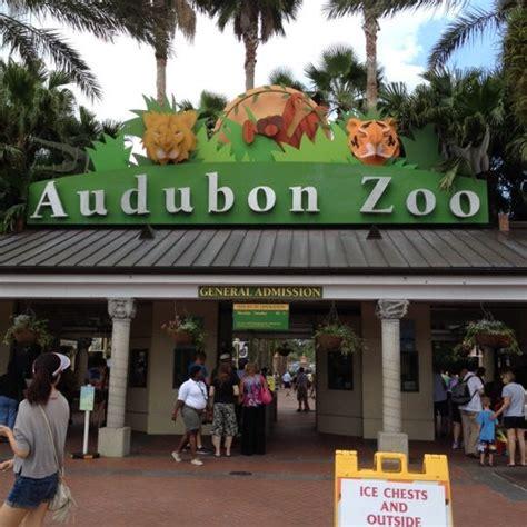 Audubon Zoo   Zoo in New Orleans