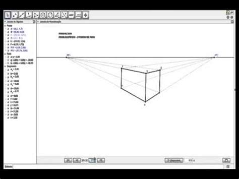 Aula 10   Geometria Projetiva: Perspectiva   6o ano CAp ...