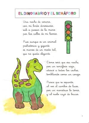 AULA DE ILUSIONES: Algunas poesías sobre dinosaurios