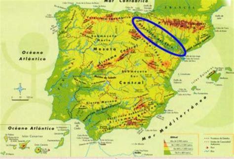 AULA NUBE: RELIEVE DE ESPAÑA