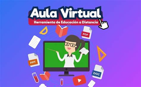 Aula Virtual: la herramienta para apoyar las clases online ...