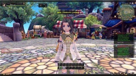 Aura Kingdom MMORPG Game