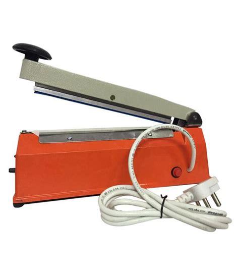 Auro Plus 220 v Impulse Hand Sealing Machine: Buy Auro ...