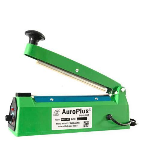 Auro Plus System India Sealing Machine: Buy Auro Plus ...