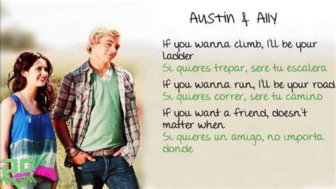 Austin & Ally   You can come to me   Ingles/Español ...