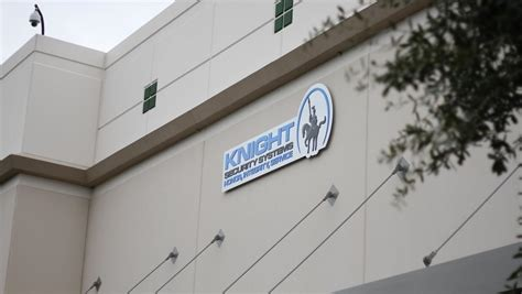 Austin based security firm Knight Security Systems opens ...