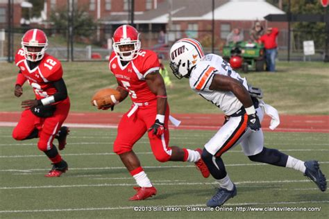 Austin Peay Governors Football hosts Jacksonville State ...