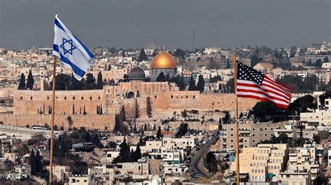 Australia Recognises West Jerusalem As Israel Capital ...