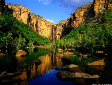 Australia s Kakadu National Park Looks Like A Real Life ...