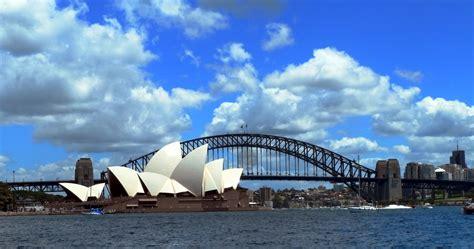 Australia   Sydney Opera House, Harbour Bridge Live Camera ...