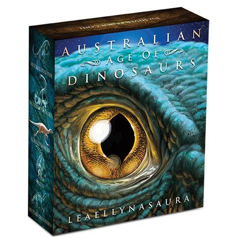 Australian Age of Dinosaurs: Leaellynasaura, Australia ...