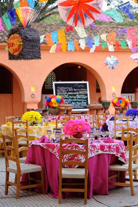 Authentic Mexican fiesta at Cuixmala, Mexico Designed and ...