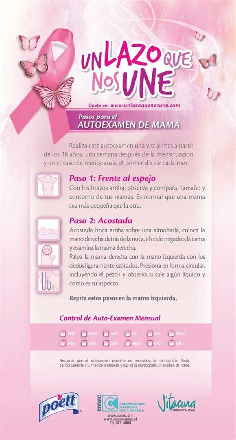 Auto test   Cancer de mama
