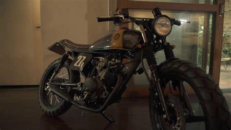 AutoEsporte   Motos customizadas no estilo Cafe Racer ...
