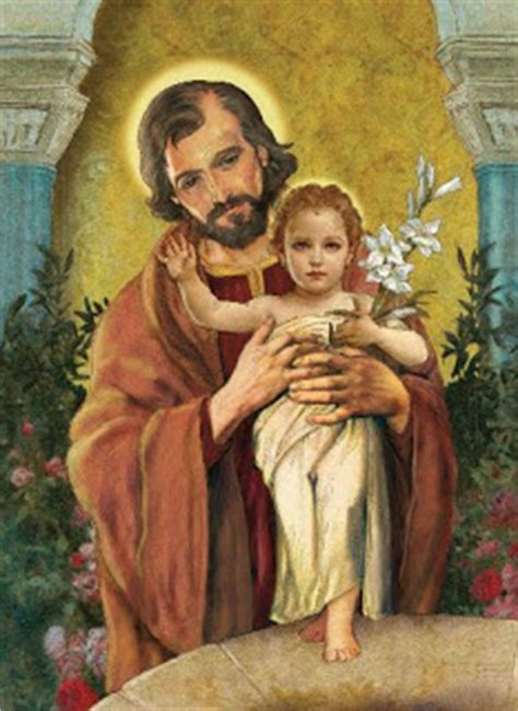 Autom: Happy Feast Day of St. Joseph   March 19th!