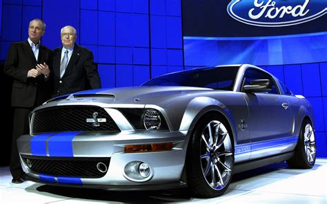 Automotive Legend Carroll Shelby Dies at 89    1923 2012 ...