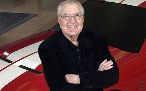 Automotive Legend Carroll Shelby Dies at 89   MotorTrend