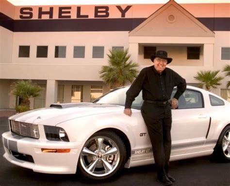 Automotive Legend Carroll Shelby Dies at age 89  Video ...