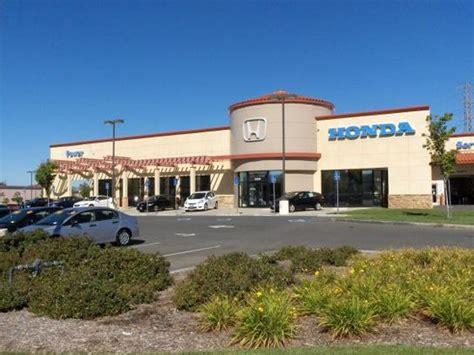 AutoNation Honda Valencia car dealership in Valencia, CA ...