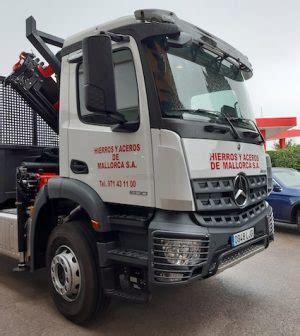 Autovidal entrega nuevo camión a Hierros y Aceros de ...