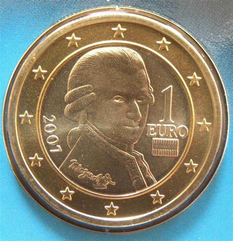 Autriche 1 Euro 2007   pieces euro.tv   Le catalogue des ...