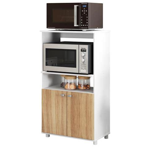 Auxiliar Cocina Multiuso Muebles Horno Microondas Armario ...