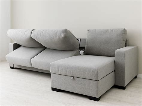 Ava sofá cama tapizado multifunción   Kenay Home