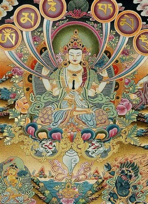 Avalokitesavara | Malkuth en 2019 | Buddhist art, Buddha ...