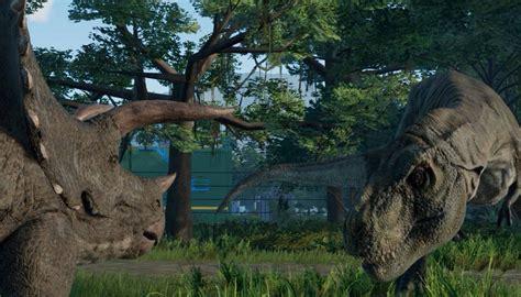 Avance de Jurassic World Evolution para PS4, Xbox One y PC ...
