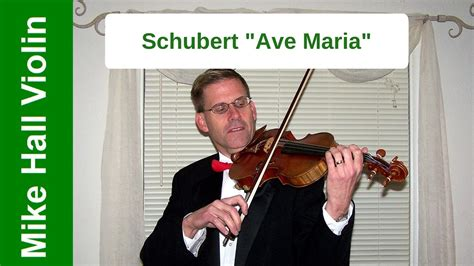 Ave Maria  by Schubert   YouTube