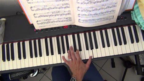 AVE MARIA di Schubert piano tutorial   YouTube