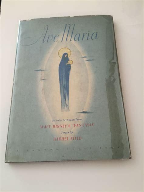 Ave Maria | Walt Disney, Franz Schubert, Rachel Field