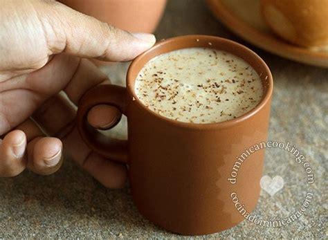 Avena Caliente  Oatmeal and Milk Hot Drink  Recipe