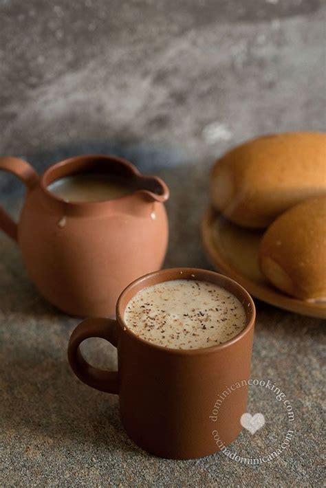 Avena Caliente   Recipe & Video  Oatmeal and Milk Hot ...