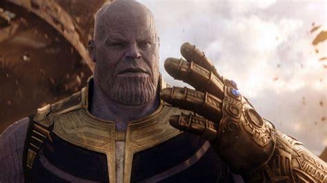Avengers 4: un fan tiene la fórmula para derrotar a Thanos ...