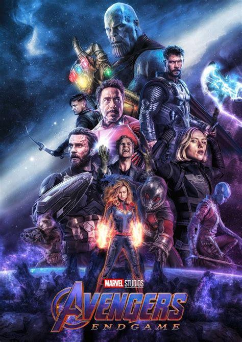 Avengers Endgame Group Wallpaper by mattze87 | Avengers ...