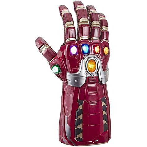 Avengers Marvel Guante Electrónico de Iron Man